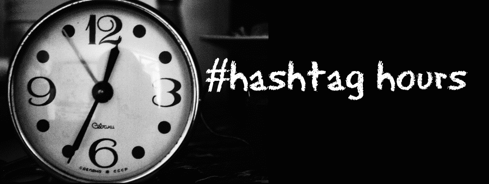 find a hashtag hour