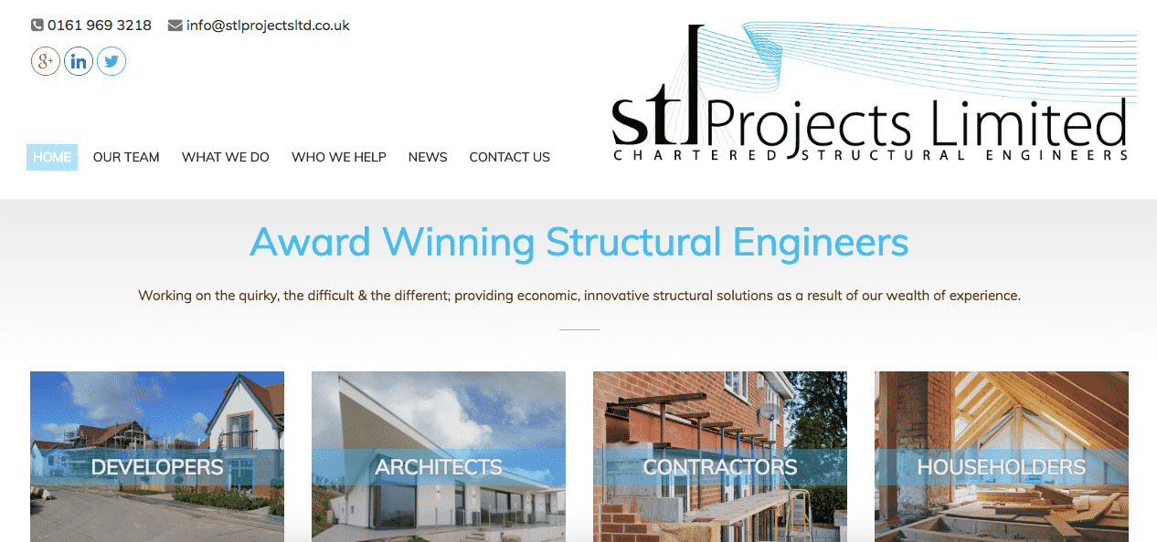 a structural engineering company in Sale