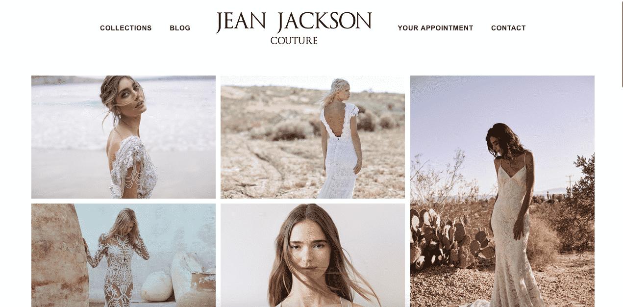 Jean Jackson Couture
