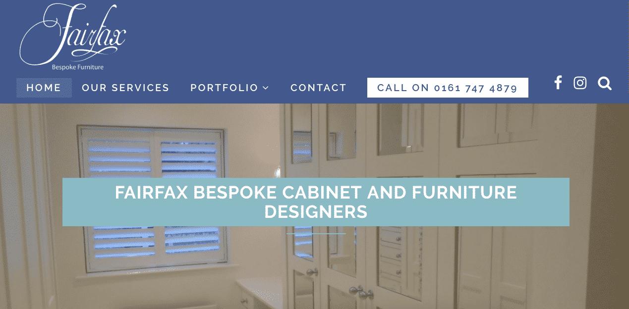 fairfax bespoke furniture
