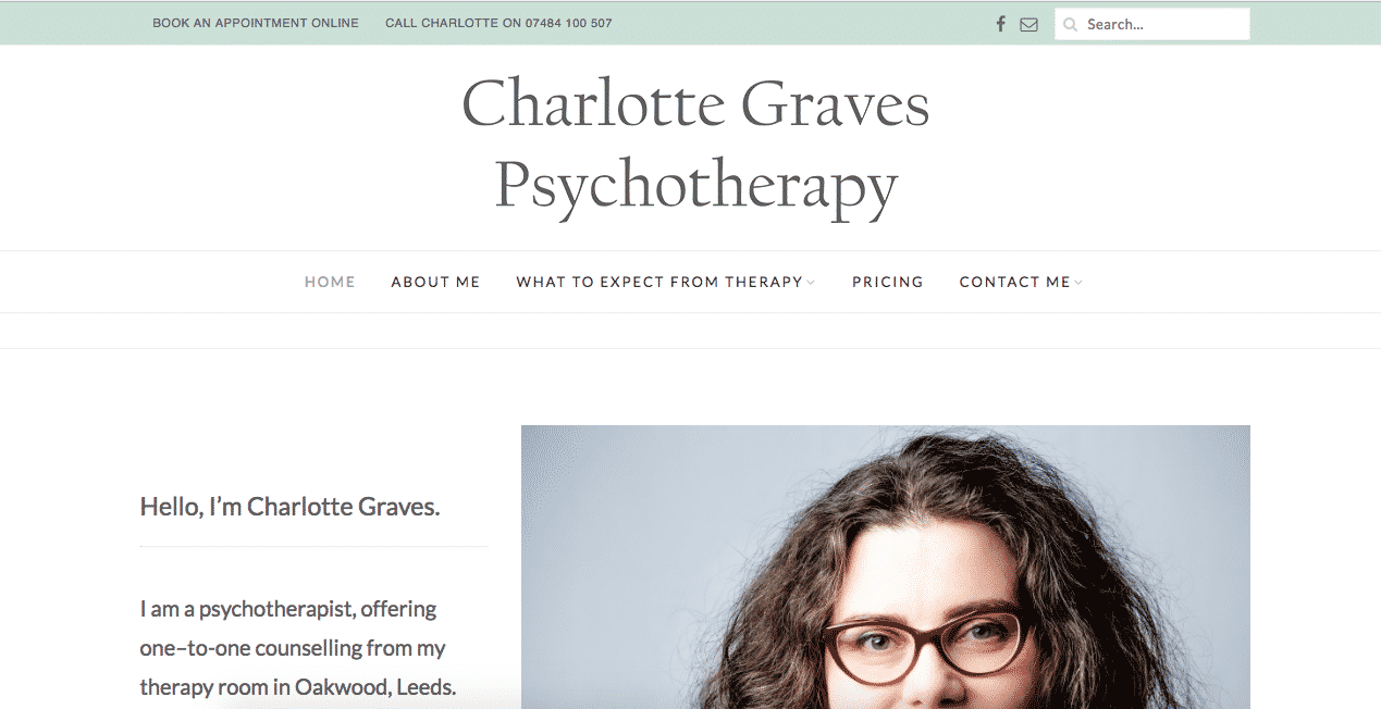 Charlotte Graves Psychotherapy