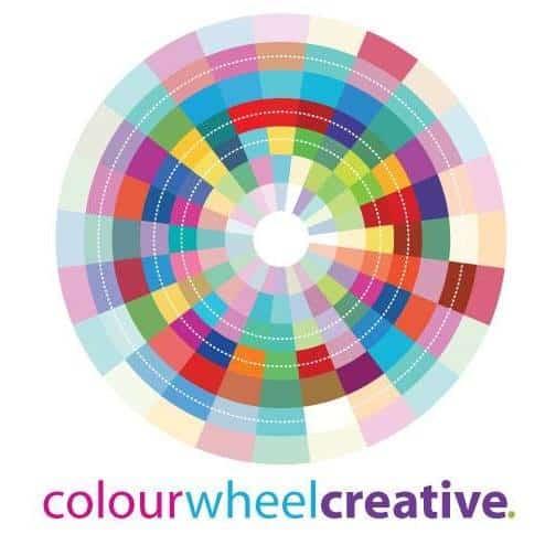 Colourwheel Creative Logo
