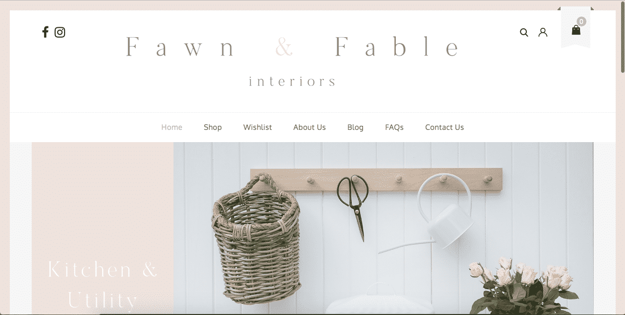 fawn and fable