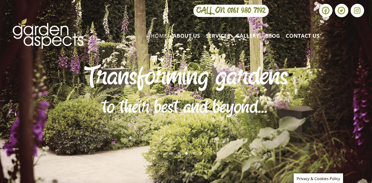 garden aspects