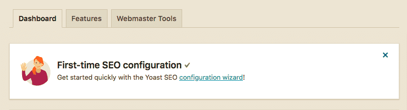 Yoast Wizard March 2020
