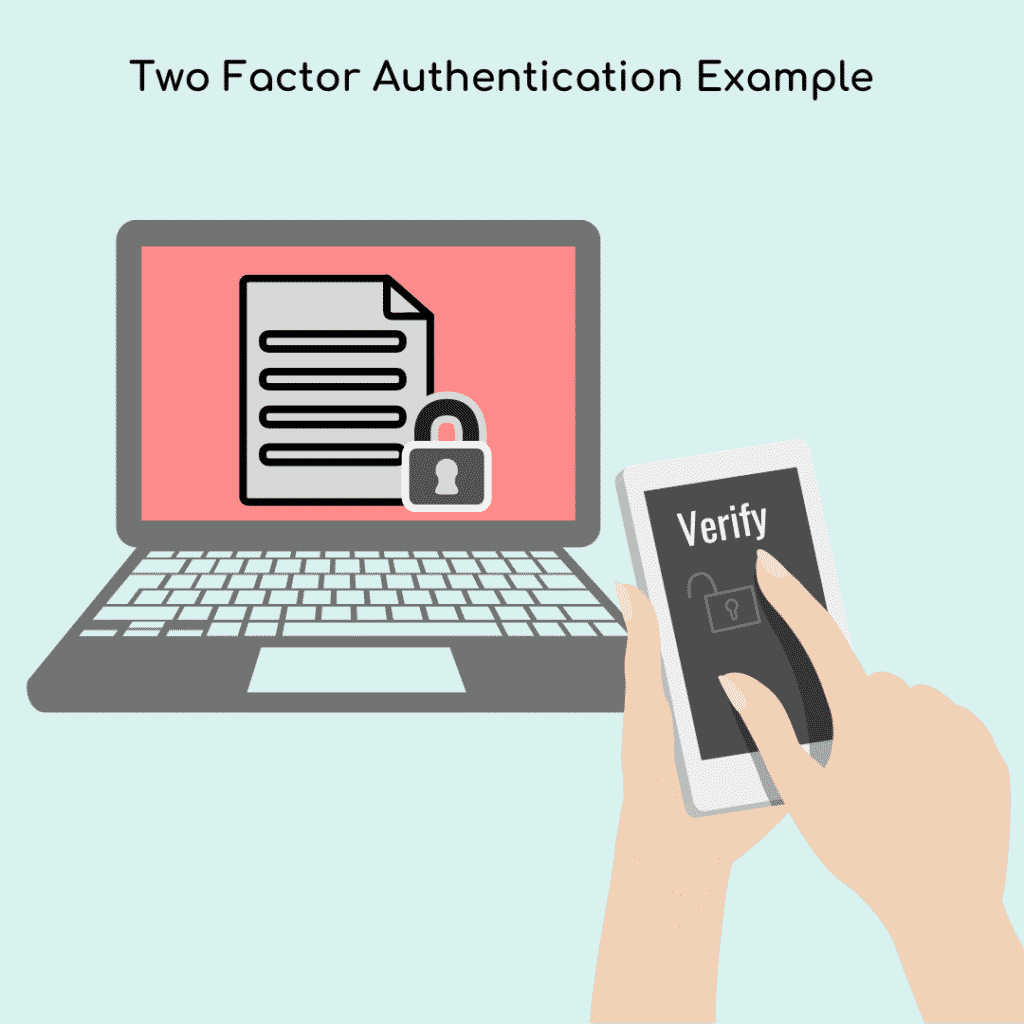 two factor authentication example