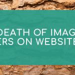 Image sliders and speed